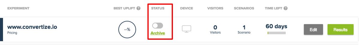 archive_experiments_convertize